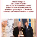 Reconnaissance Laurent